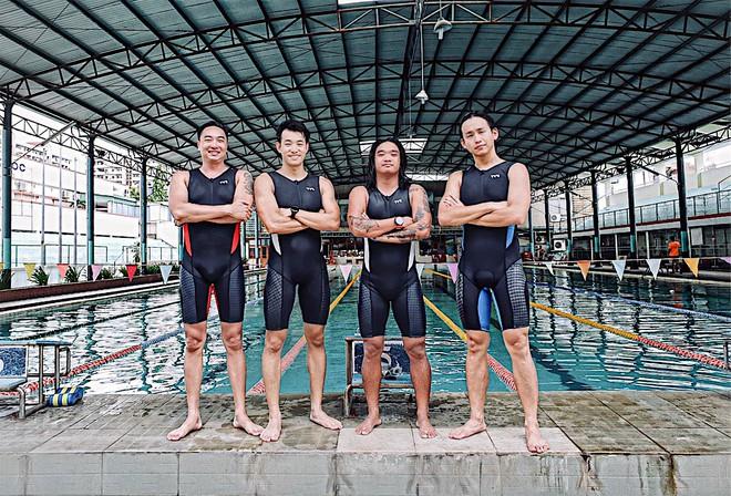 MC Quang Bảo bơi 100km để gây quỹ từ thiện - Ảnh 2.