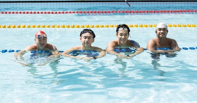 MC Quang Bảo bơi 100km để gây quỹ từ thiện - Ảnh 7.