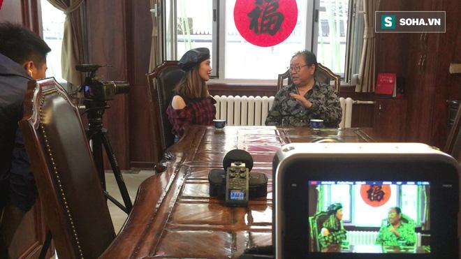 Phỏng vấn độc quyền từ Bắc Kinh: Trư Bát Giới Mã Đức Hoa niềm nở tiếp phóng viên Việt Nam tại nhà riêng - Ảnh 3.