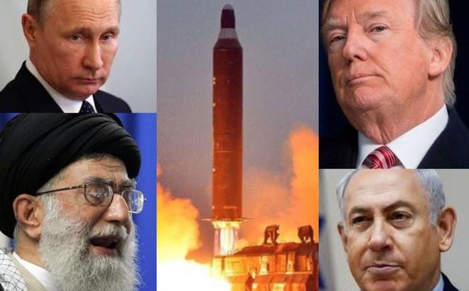 """""""Mắt nhắm mắt mở"""" để mặc Israel tấn công: Nga-Iran sẽ trở mặt thành thù vì vấn đề Syria?"""