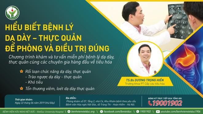 70% người Việt có nguy cơ mắc bệnh lý dạ dày, ghi nhớ triệu chứng này để tránh biến chứng - Ảnh 1.