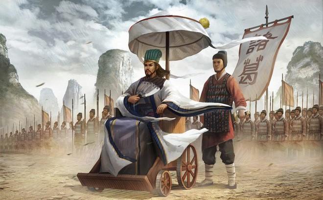 """Gia Cát Lượng nổi tiếng tài quân sư như vậy, nhưng tại sao ông luôn ngồi trên """"xe lăn""""?"""