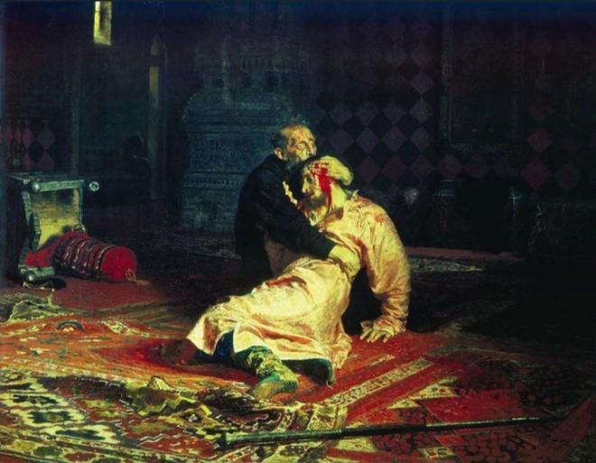 Kiệt tác hội họa nổi tiếng nhất nước Nga: Ẩn chứa bí ẩn kỳ lạ; có người phải tự tử - Ảnh 2.