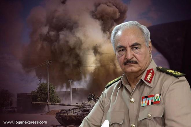 Chiến sự Libya: Cuộc phiêu lưu của tướng Haftar rồi sẽ đi đến chiến thắng hay sa lầy? - Ảnh 2.