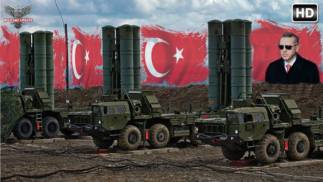 Kịch bản lạnh gáy đối với Nga khi Thổ Nhĩ Kỳ có cả S-400 lẫn F-35 - Ảnh 1.