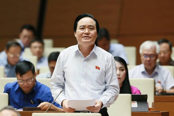 Bộ trưởng Phùng Xuân Nhạ xin nhận trách nhiệm về vụ gian lận điểm thi THPT Quốc gia 2018 - Ảnh 2.