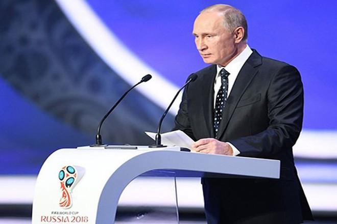 Những dấu ấn chèo lái nước Nga của Tổng thống V. Putin trong năm đầu nhiệm kỳ 4 - Ảnh 1.