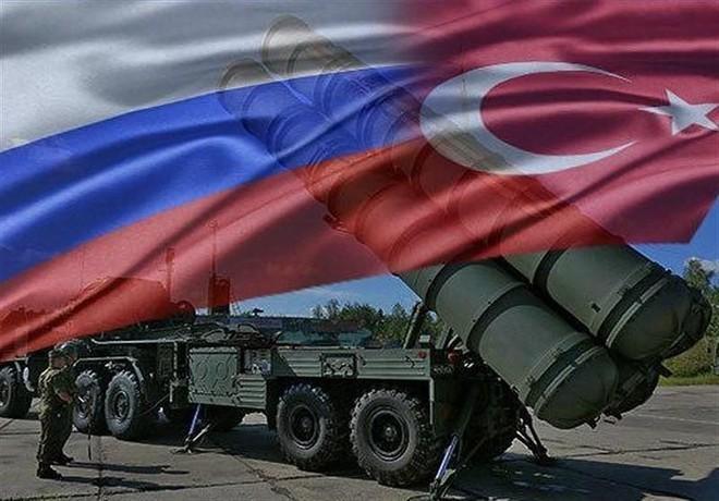 Kịch bản lạnh gáy đối với Nga khi Thổ Nhĩ Kỳ có cả S-400 lẫn F-35 - Ảnh 2.