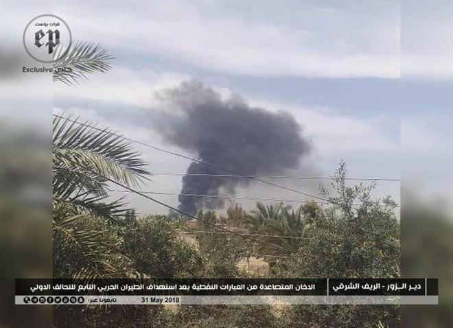 Thổ Nhĩ Kỳ bắn rơi máy bay trinh sát ở Idlib, Syria - KQ Nga rầm rập trút bão lửa - Ảnh 1.