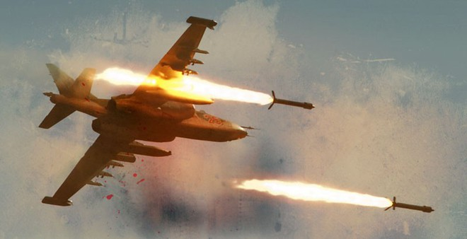 Thổ Nhĩ Kỳ bắn rơi máy bay trinh sát ở Idlib, Syria - KQ Nga rầm rập trút bão lửa - Ảnh 8.