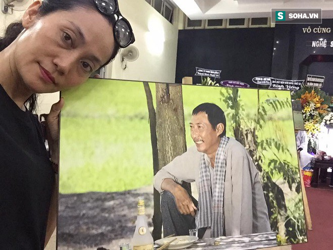 Gia đình nghệ sĩ Lê Bình làm 1 điều bất ngờ trong đêm cuối cùng khiến ai cũng xúc động - Ảnh 3.