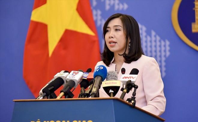 Việt Nam trả lời về việc Trung Quốc đơn phương quyết định cấm đánh bắt cá ở Biển Đông