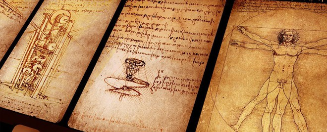 4 kho báu khổng lồ của Leonardo Da Vinci: 500 năm sau ngày ông mất, hậu thế luôn cảm tạ - Ảnh 1.