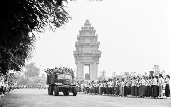 [Photo] Quân đội Việt Nam trong sự nghiệp giải phóng dân tộc - Ảnh 11.