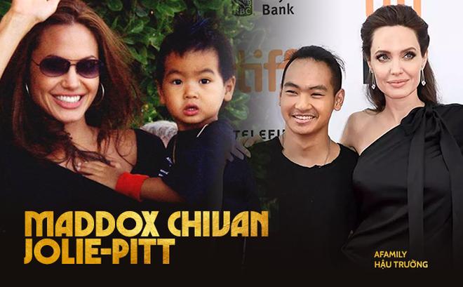 """""""Cậu cả"""" Maddox: Từ cậu bé Campuchia mồ côi tới nguyên nhân khiến Angelina Jolie chấm dứt chuyện tình 12 năm với Brad Pitt"""