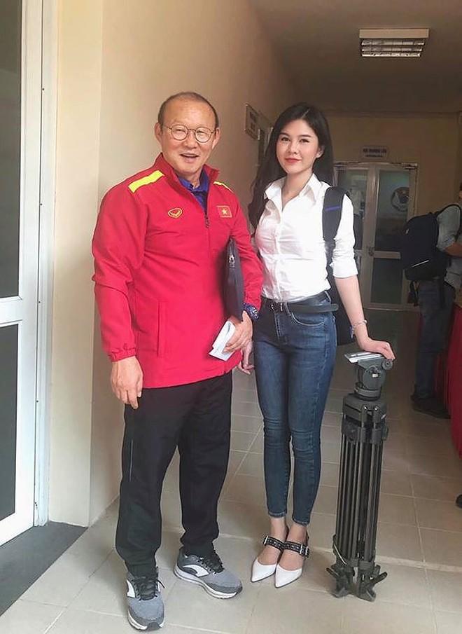 Nữ BTV từng theo sát HLV Park Hang Seo bị bắt cóc trong Mê cung - Ảnh 6.