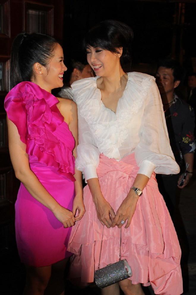 Tình bạn bền bỉ và đáng ngưỡng mộ của Hồng Nhung - Hà Kiều Anh - Ảnh 6.