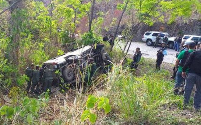 Venezuela cực kỳ căng thẳng: Tướng trung thành với TT Maduro bị phục kích và giết hại?