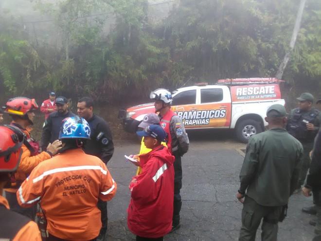 Trực thăng quân sự chở 7 người rơi ở Venezuela, chưa rõ con số thương vong - Ảnh 3.