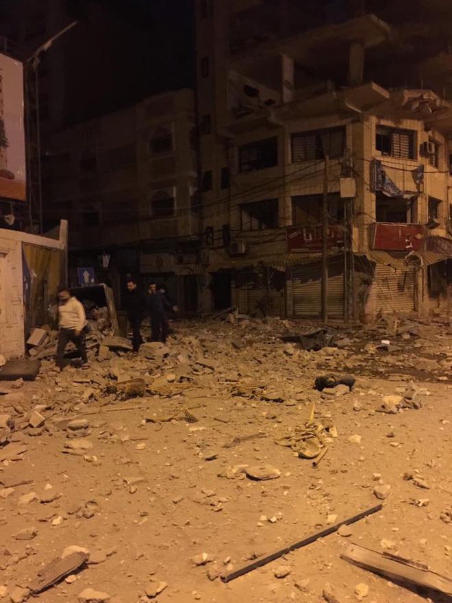 Israel bị tấn công khủng khiếp - Trận mưa rocket chưa từng có, thương vong rất lớn - Ảnh 7.