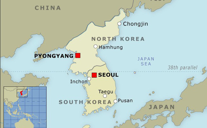 Triều Tiên và Hàn Quốc nếu thống nhất, vũ khí hạt nhân sẽ đi đâu?