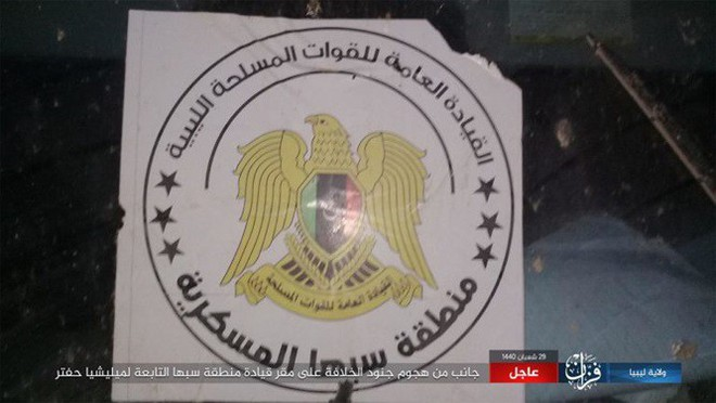 IS bất ngờ tấn công Quân đội Quốc gia Libya (LNA) - Ảnh 1.