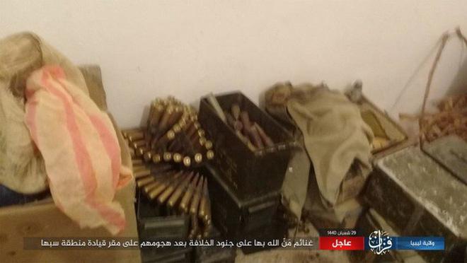 IS bất ngờ tấn công Quân đội Quốc gia Libya (LNA) - Ảnh 6.