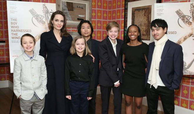 Không phải Pax Thiên, đây mới là đứa con mạnh mẽ nhất của Angelina Jolie và Brad Pitt - Ảnh 8.