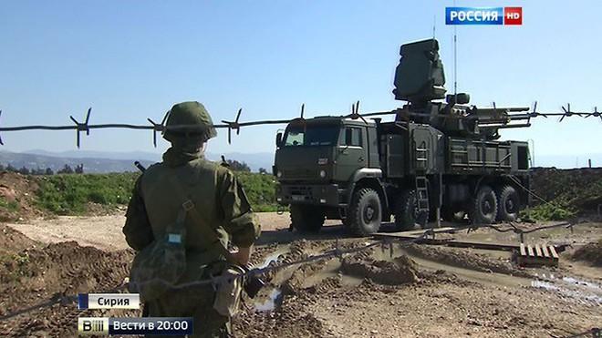 Đầu não KQ Nga ở Khmeimim, Syria bị tấn công - Báo động khẩn, Pantsir -S1 gầm thét - Ảnh 1.