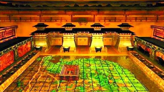 Cạm bẫy chết người: 100 tấn thủy ngân trong lăng mộ Tần Thủy Hoàng từ đâu mà có? - Ảnh 1.