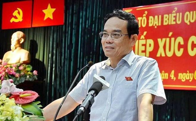 """Ông Trần Lưu Quang: """"Ở nhà con gái hỏi tui là tía ơi sao nhà mình tháng này tiền điện tăng quá"""""""