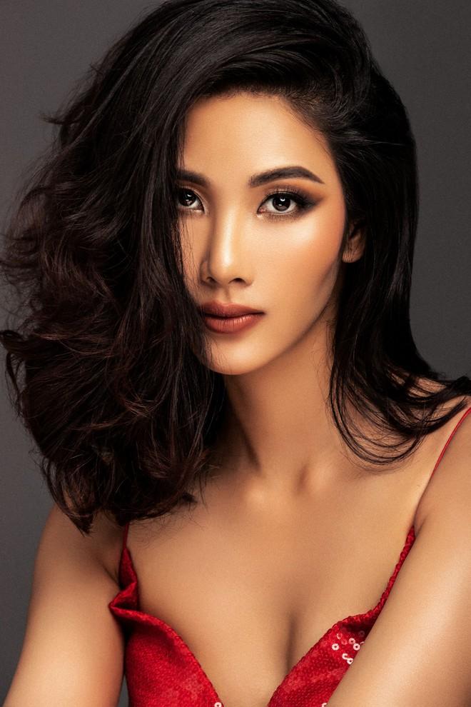 Chính thức: Hoàng Thùy đại diện Việt Nam chinh chiến Miss Universe 2019 - Ảnh 2.