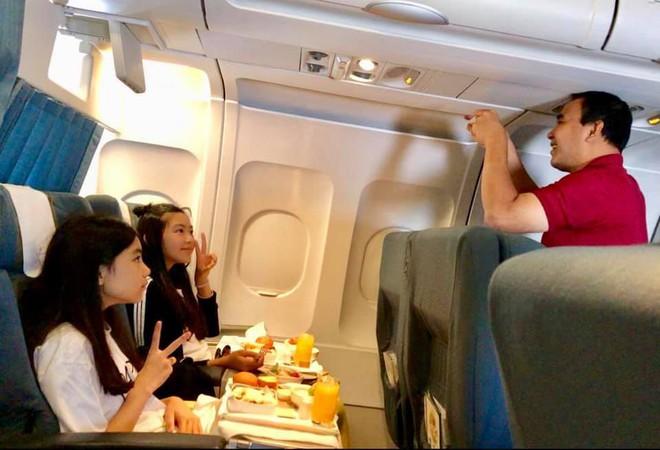 Bà xã Quyền Linh chia sẻ ảnh đi du lịch của gia đình, dân tình phát hiện ra tận 2 điều thú vị - Ảnh 13.