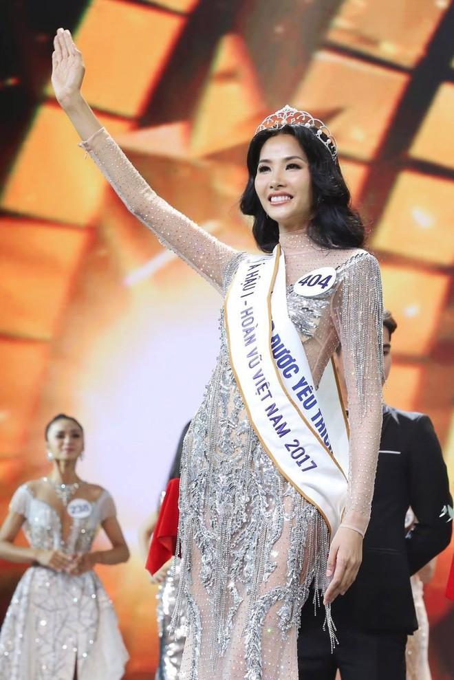 Chính thức: Hoàng Thùy đại diện Việt Nam chinh chiến Miss Universe 2019 - Ảnh 5.