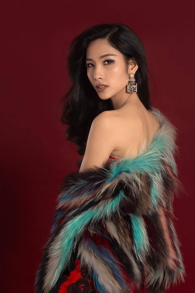 Chính thức: Hoàng Thùy đại diện Việt Nam chinh chiến Miss Universe 2019 - Ảnh 6.