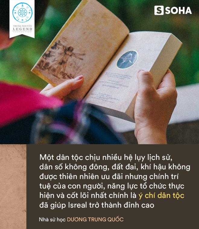 Nhà sử học Dương Trung Quốc nói về Hành trình Từ Trái Tim và giá trị hữu hạn quý giá nhất của đời người - Ảnh 3.