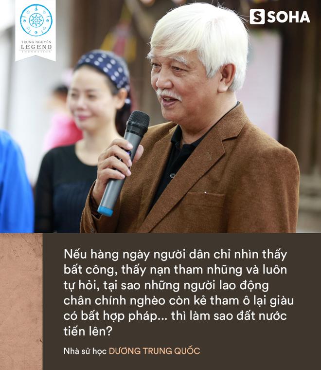 Nhà sử học Dương Trung Quốc nói về Hành trình Từ Trái Tim và giá trị hữu hạn quý giá nhất của đời người - Ảnh 7.