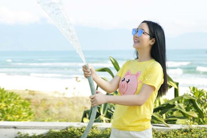 Nhan sắc nóng bỏng, bất chấp tuổi tác của Hoa hậu Giáng My - Ảnh 8.
