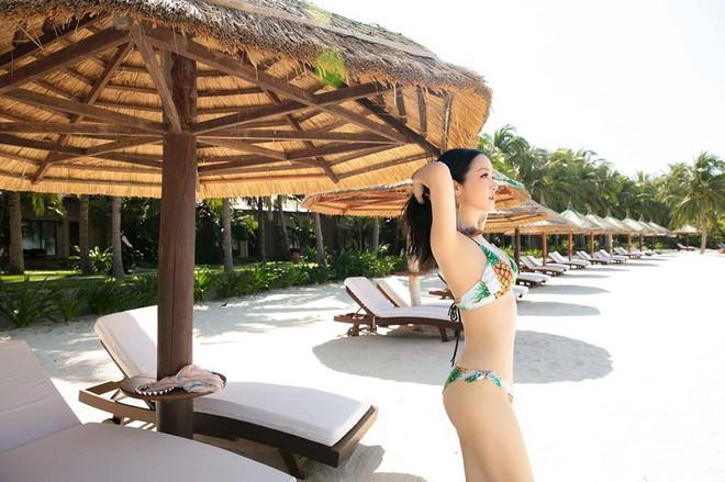 Nhan sắc nóng bỏng, bất chấp tuổi tác của Hoa hậu Giáng My - Ảnh 2.