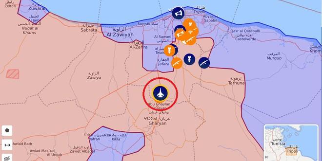 Chiến sự Libya - LNA bắn hạ 1 chiến đấu cơ Mirage-F1 do Pháp sản xuất, bắt sống phi công Bồ Đào Nha - Ảnh 3.