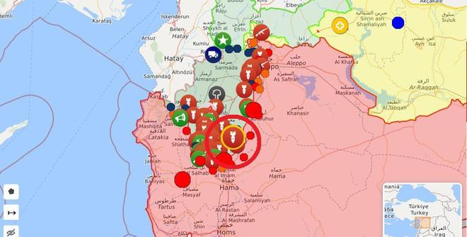 Chiến sự Syria cực nóng, KQ Nga bị tấn công dữ dội - Phiến quân thiệt hại nặng - Ảnh 1.
