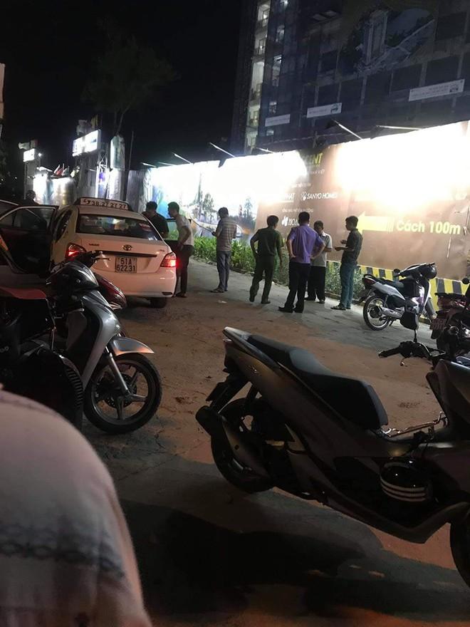 9X cắt cổ tài xế taxi Vinasun cướp tài sản ở Sài Gòn sa lưới sau 3 ngày gây án - Ảnh 2.