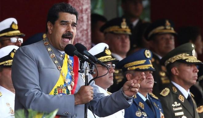 Chuyên gia lật đổ CIA đã can thiệp vào cuộc đảo chính quân sự ở Venezuela như thế nào? - Ảnh 3.