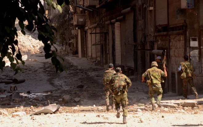 Chiến sự Syria cực nóng, KQ Nga bị tấn công dữ dội - Phiến quân thiệt hại nặng - Ảnh 13.