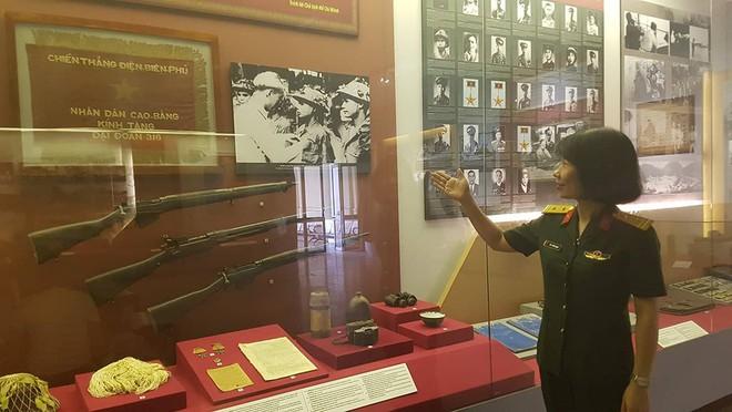 Những kỷ vật trong chiến thắng Điện Biên Phủ sống mãi với thời gian - Ảnh 2.
