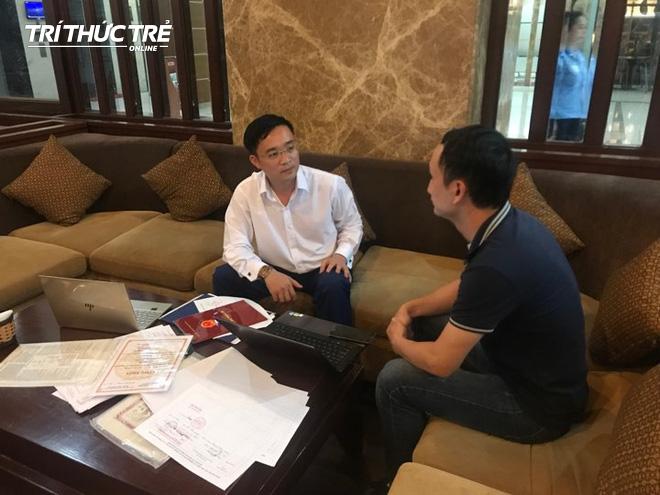 Nhà báo quốc tế Lê Hoàng Anh Tuấn giải thích về các danh xưng hoành tráng gây xôn xao - Ảnh 2.