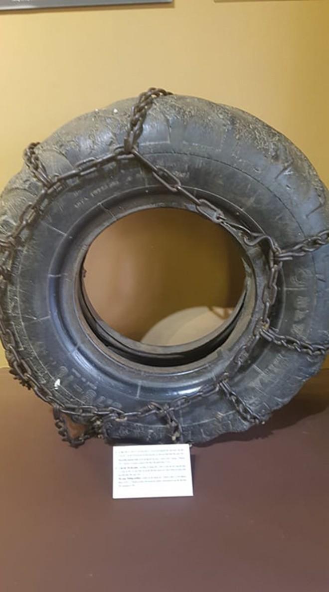 Những kỷ vật trong chiến thắng Điện Biên Phủ sống mãi với thời gian - Ảnh 11.