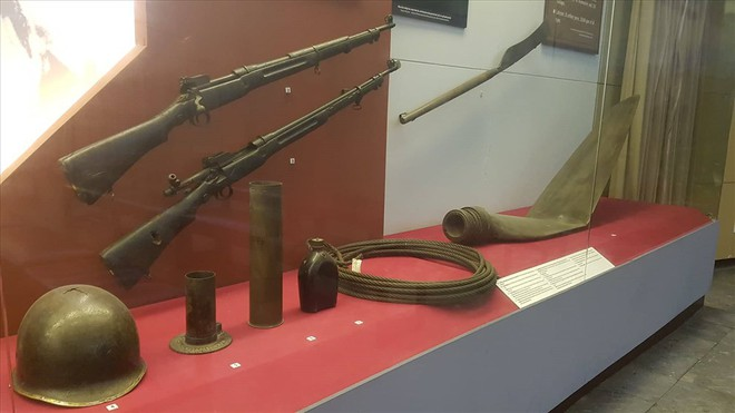 Những kỷ vật trong chiến thắng Điện Biên Phủ sống mãi với thời gian - Ảnh 12.