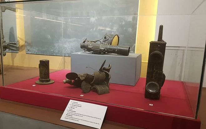 Những kỷ vật trong chiến thắng Điện Biên Phủ sống mãi với thời gian - Ảnh 13.
