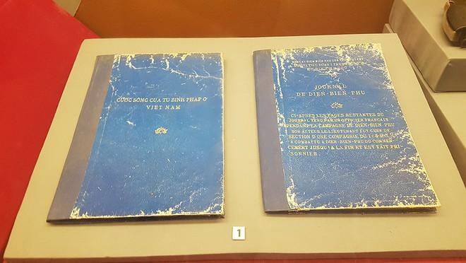 Những kỷ vật trong chiến thắng Điện Biên Phủ sống mãi với thời gian - Ảnh 15.